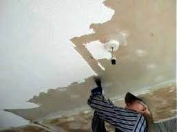 Polystyrene Ceiling Tiles Bunnings by Removing Polystyrene Ceiling T Youtube