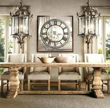 Restoration Hardware Kitchen Medium Size Of Table For The Home Improvement Discount