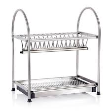 Franke Sink Grid Plastic Feet by Lifewit 2 Tier Dish Drying Rack Dish Drainer With Draining Tray