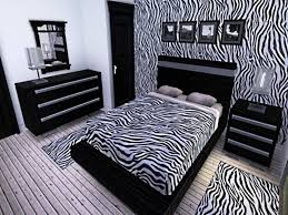 Animal Print Bedroom Decor by Zebra Decor For Bedroom Home Design Ideas And Pictures