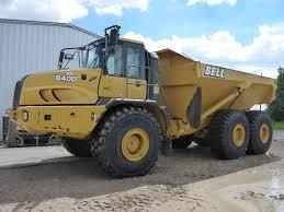 100 Articulated Trucks Bell B40D Dump ADTs Construction DLL Group