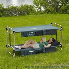 disc o bed xl with organizers