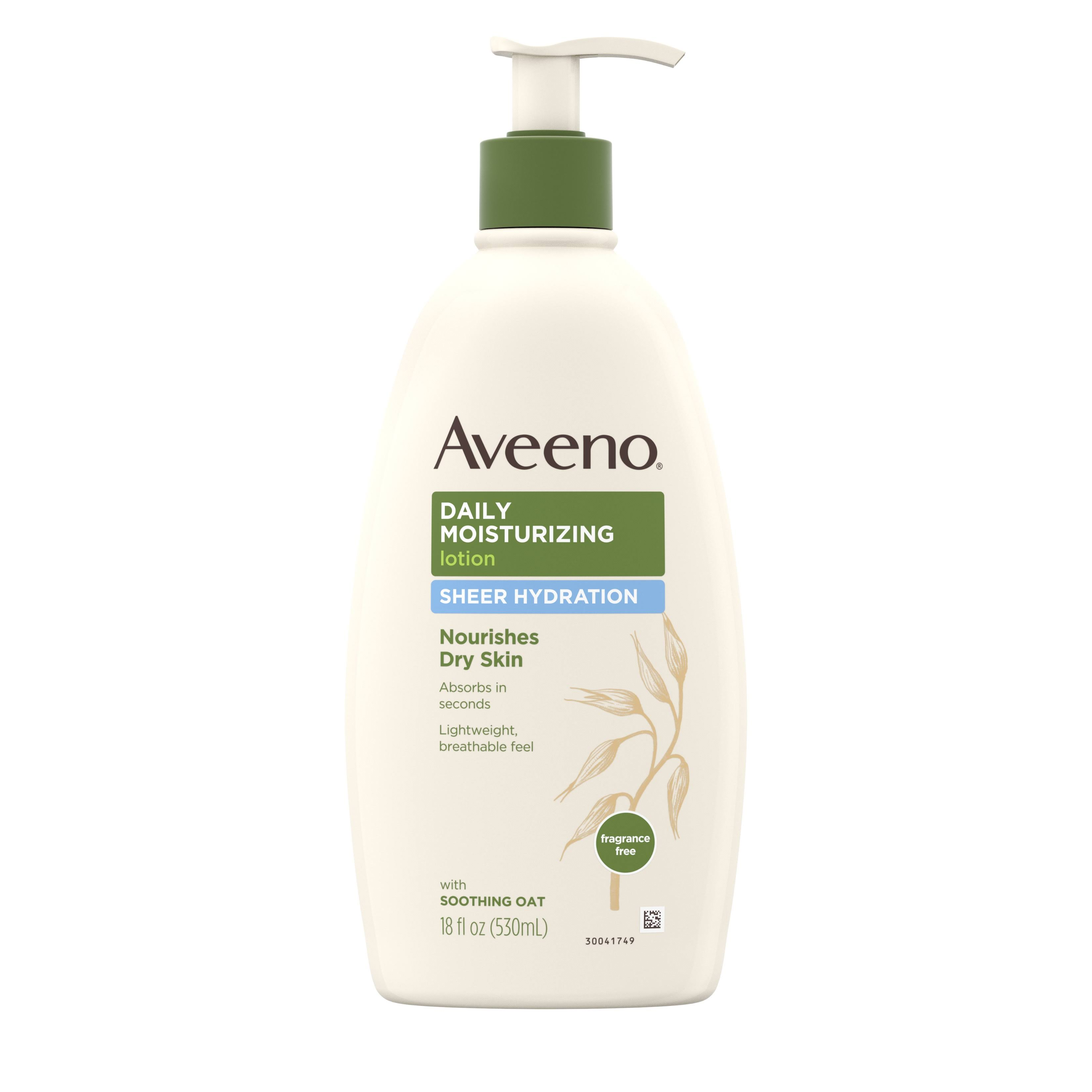 Aveeno Active Naturals Daily Moisturizing Sheer Hydration Lotion - 18 oz