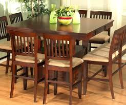 Tall Square Table Medium Size Of Supple Wood Design Sensational