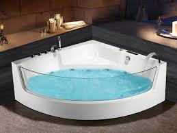 whirlpool eckwanne glas ethra 1 person 255 l weiß