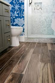 groutless tile that looks like wood home pool lounge