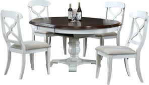 Table With Leaf Built In Large Size Of Draw Dining Room Tables Leaves Round Hardware Siz