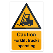 Caution Forklift Trucks Sign 200 X 300mm Rigid Signage Safety Signs ... Two Blank Highway Signs Overhead Trucks On Road Transport Concept Fork Lift Operating No Pedestrians Signs From Key Uk Sound Horn Calgary Car Door Magnets Truck Van Magnetic Orange County Company Logo For Trucks With A Driving Cab Manufacture Stock Health Safety De Riding On Forklift Is Forbidden Symbol Occupational Caution Sign 200 X 300mm Rigid Signage Bandit Auto Tyres Fork Lift Operating Sticker And