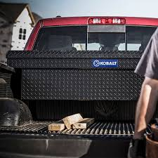 Kobalt 71.4-in X 19.6-in X 17.4-in Black Aluminum Full-Size Top ... Shop Kobalt 57in X 21in 19in Alinum Universal Chest Truck Tool Box Accsories Northern Equipment 5th Wheel Boxes Hpi At Lowescom Toolbox Size Tacoma World Installation With Bed Rails Best Pickup Boxes For Trucks How To Decide Which Buy The My Lifted Ideas 714in 196in 174in Black Fullsize Top Low Profile Truck Box Fits Toyota Product Review Youtube Viper Storage