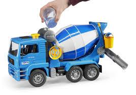100 Bruder Cement Truck MAN TGA Mixer 116 Scale 02744 EBay