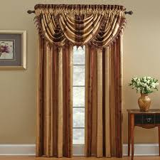 Cheap Waterfall Valance Curtains by Amazon Com Chapel Hill By Croscill Marquis Lined T Panel 84 Inch