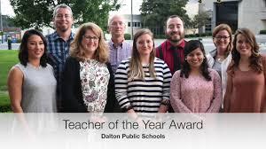 Halloween City Dalton Ga by Awesome Aubrey U0027 Poppel Recognized As Dalton Teacher Of The Year