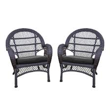 Jeco Inc W00208-C_2-FS017-CS 3pc Black Rocker Wicker Chair Set With Steel Blue Cushion Buy Stackable 2 Seater Rattan Outdoor Patio Blackgrey Bargainpluscomau Best Choice Products 4pc Garden Fniture Sofa 4piece Chairs Table Garden Fniture Set Lissabon 61 With Protective Cover Blackbrown Temani Amazonia Atlantic 2piece Bradley Synthetic Armchair Light Grey Cushions Msoon In Trendy For Ding Fabric Tasures Folding Chairrattan Chairhigh Back Product Intertional Caravan Barcelona Square Of Six