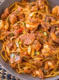 cuisine cajun easy cajun jambalaya pasta dinner then dessert