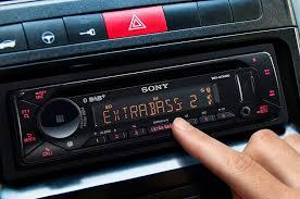 sony mex n7300kit autoradio dab usb cd dual bluetooth bass mikrofon