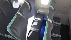 100 Seat By Design A Genius For Airplane S As Comfy As Aeron Chairs WIRED