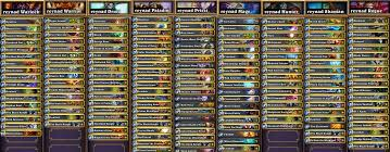 Malygos Deck August 2017 by Hearthstone News All Decklists And Class Stats From Viagame U0027s