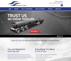 100 Semi Service Truck Equipment Launches New Website