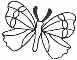 Print Butterfly Coloring Pages