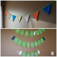 5 Great DIY First Birthday Party Decorations