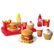 jeux chef de cuisine dînette cuisine 100 chef hamburger jeux et jouets ecoiffier