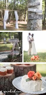 Backyard Wedding Ideas DIY Vow Renewal Anniversary Party 10th Rustic Decor