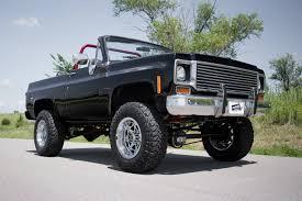 100 Convertible Chevy Truck 1974 Chevrolet Blazer Restore A Muscle Car LLC