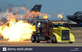 The Shockwave Jet Truck Races Down The Flightline During The 2017 ... Worlds Faest Electric Truck Nissan Titan Wins 2017 Pickup Truck Of The Year Ptoty17 The 2400 Hp Volvo Iron Knight Is Faest Big Muscle Trucks Here Are 7 Pickups Alltime Driving Watch Trailer For Car Netflixs Supercar Show To Take Diesels On Planet Nhrda World Finals Day 2 This V16powered Semi Is Thing At Bonneville Of Trucks In