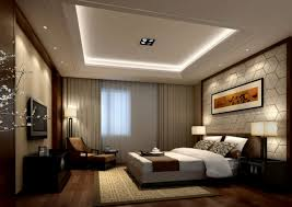 Cove Lighting And Curtain Ideas With Bedroom Tv Unit Design Also Wallpaper Bed