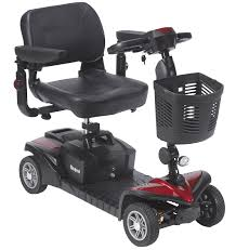 Scout DST 4 Wheel Travel Scooter