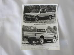 100 1985 Nissan Truck Pickup Factory Publicity Press Photo 4x2 King Etsy