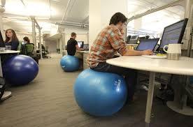ergonomic ball chair cotc office ideas pinterest ball chair