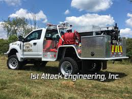 100 Stacey David Trucks Florence Twp Fire Dept Fast Attack Brush Truck 1st Attack Engineering