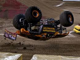 100 Monster Trucks Indianapolis Tom Meents Doing What He Does Best Lucas Oil Stadium