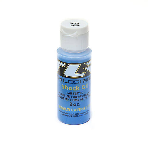Team Losi TLR74014 Racing Silicone Shock Oil - 60WT, 2oz
