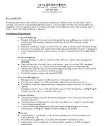 Achievements On Resume Examples Professional Achievement For Academic Sample