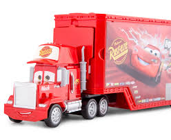 Disney Cars Transforming Mack Playset | EBay Jual Mainan Mobil Rc Mack Truck Cars Besar Diskon Di Lapak Disney Carbon Racers Launcher Lightning Mcqueen And Transporter Playset Original Pixar Cars2 Toys Turbo Toy Video Review Heavy Cstruction Videos Mattel Dkv55 Protagonists Deluxe Amazoncouk Red Tayo Amazoncom Disneypixar Hauler Carrying Case 15 Charactertheme Toyworld Story Set Radiator Springs Pictures