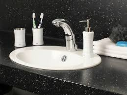 kela 4tlg badezimmer set amina edelstahl bad garnitur becher seifenspender