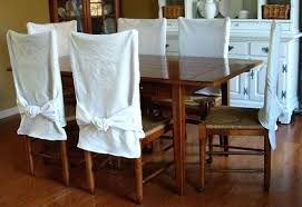 Dining Room Slipcover How To Make Chair Slipcovers Ikea