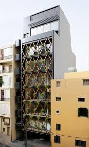 100 Bernard Khoury Achrafieh 732 Architects ArchDaily