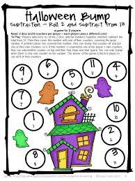 Free Halloween Brain Teasers Printable by Fun Games 4 Learning Halloween Math Freebies