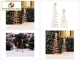 6ft Lighted Spiral Christmas Tree by Best 25 Spiral Christmas Tree Ideas On Pinterest Tomato Tree