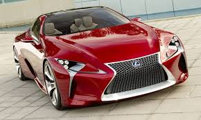 Awesome Lexus Red Sport Car with of New Lexus Red Sport