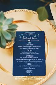 The 25 Best Rustic Wedding Menu Ideas On Pinterest