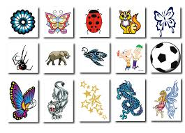 More Bulk Fundraising Temporary Tattoo Packs Back By Popular Demand