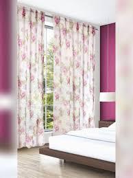 zauberhaft romantische gardine mit rosendessin 8 00 pro