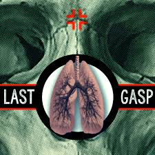 Lincoln Smith Last Gasp Logo Submission
