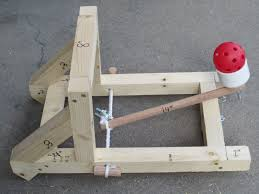 Catapult Design. A Photograph Shows Small Catapult Structure Made ... 22 Best Catapult Trebuchet Images On Pinterest Teacher Tom More Catapults Homeschool Pack W37787 1092 I Love Science School Projects Fire In The Hole Predicting Distances With Child Caitlyn Barclay Photo By Pia Johnson 100 The Backyard Ogre Best Shopping List Geek Catapult Wars Anyone Amerinscalemodelforum 16 Siege Machines Eeering Made A For Boys Couple Of Nights Ago And It Was Desk 5 Steps Pictures