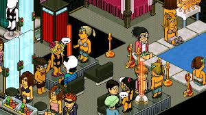Should You Let Your Child Play In Habbo Hotel Channel 4 News
