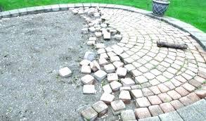 Base Panel Home Depot Paver Patio Amusing For Outdoor Flooring Exterior Fascinating Garden Or Block